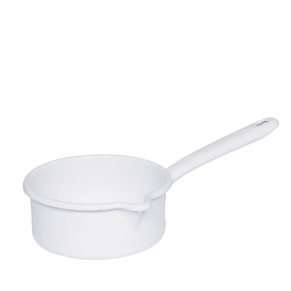 Saucepan with large spout 14 0.75 l