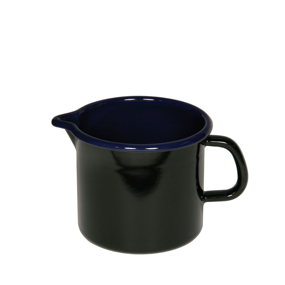 Jug, black-blue 12 1.00 l