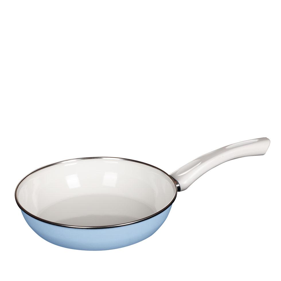 Ceramicglas pan BLUE  24