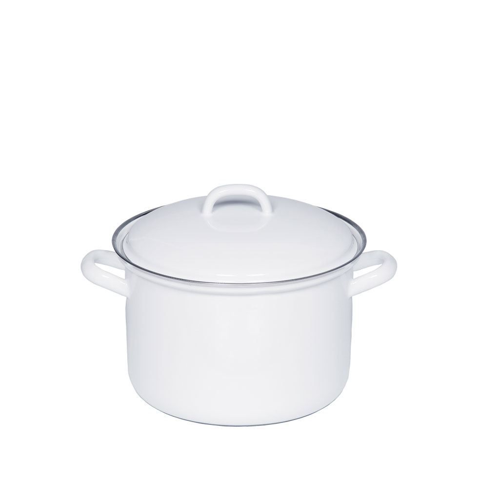 Stewpot with lid 14