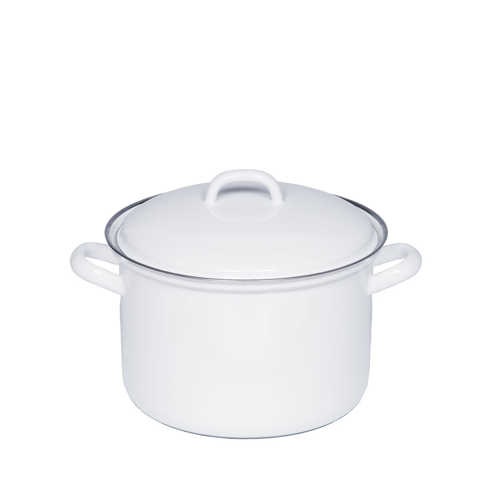 Stewpot with lid 16