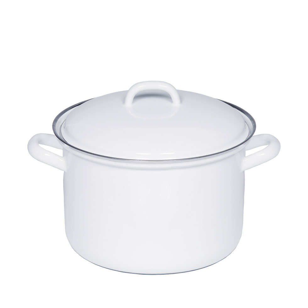 Stewpot with lid 20