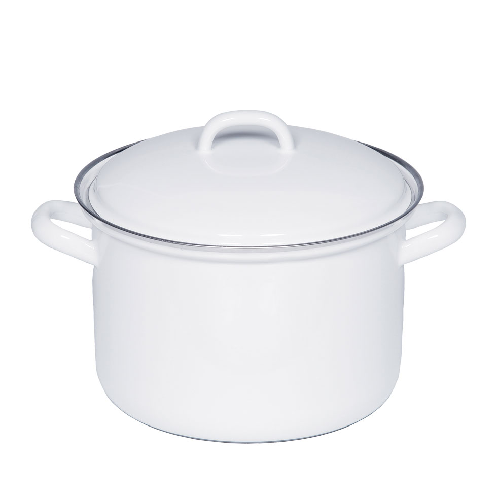Stewpot with lid 22