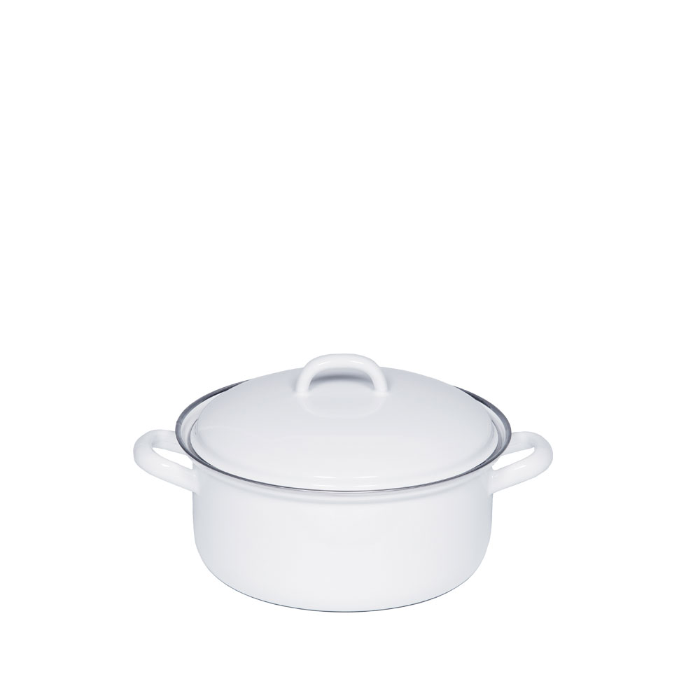 Casserole with lid 12