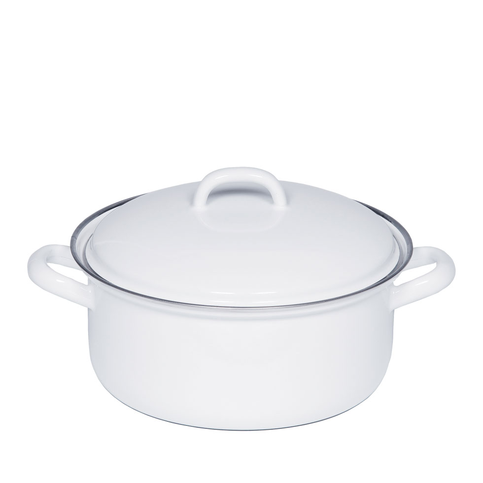 Casserole with lid 22