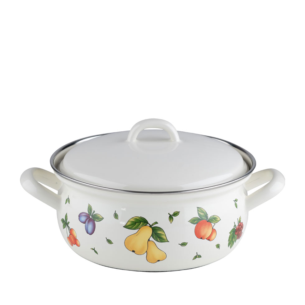 Casserole with lid 20