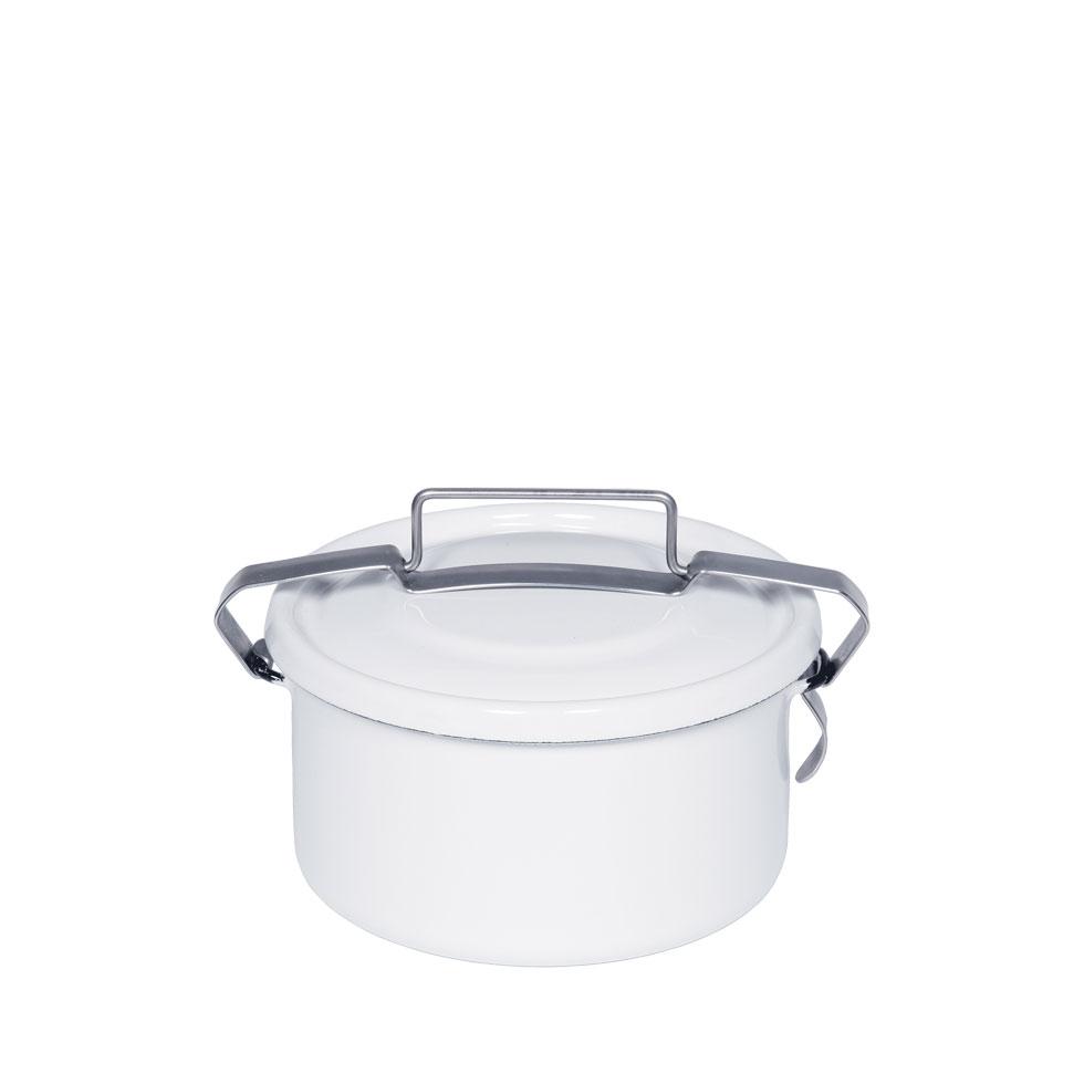 Round airtight container 14 0.75 l