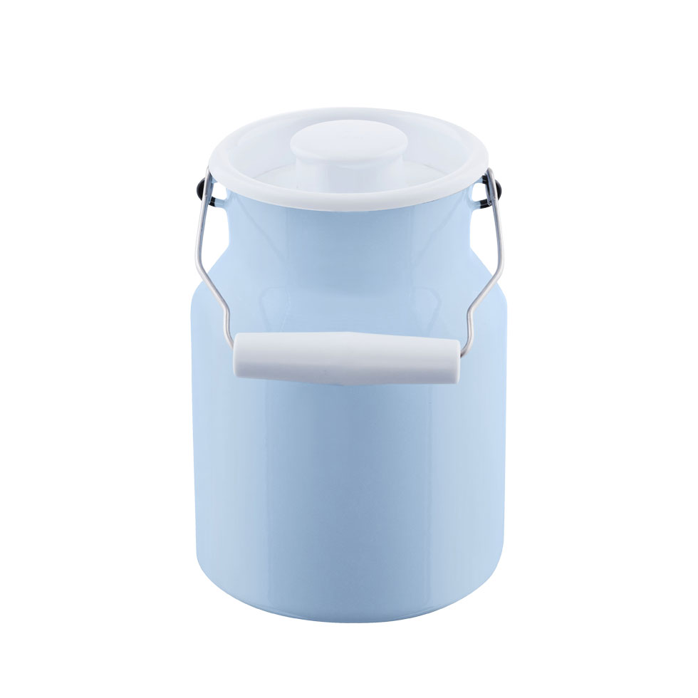 Milk can with lid 1.50 l
