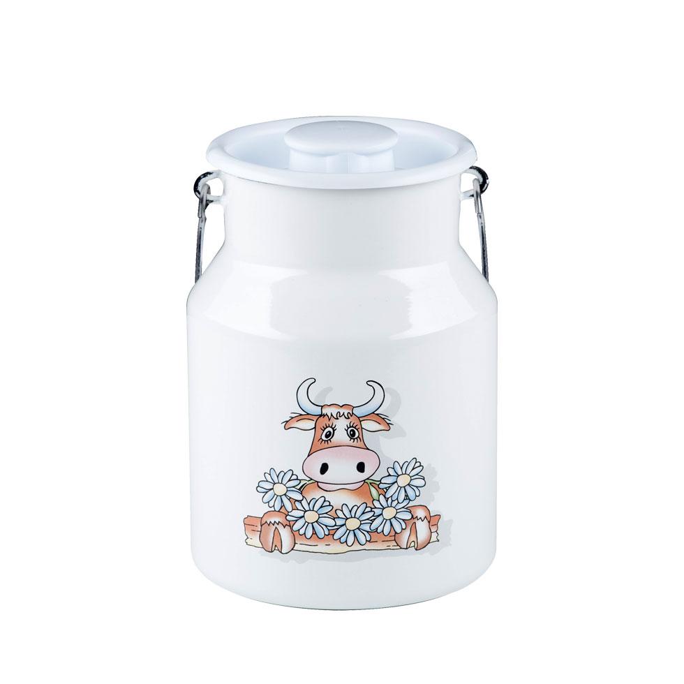 Milchkanne mit Deckel 1,50 l