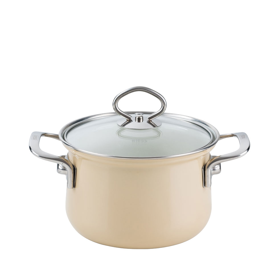 Stewpot with glass lid 16 1.50 l