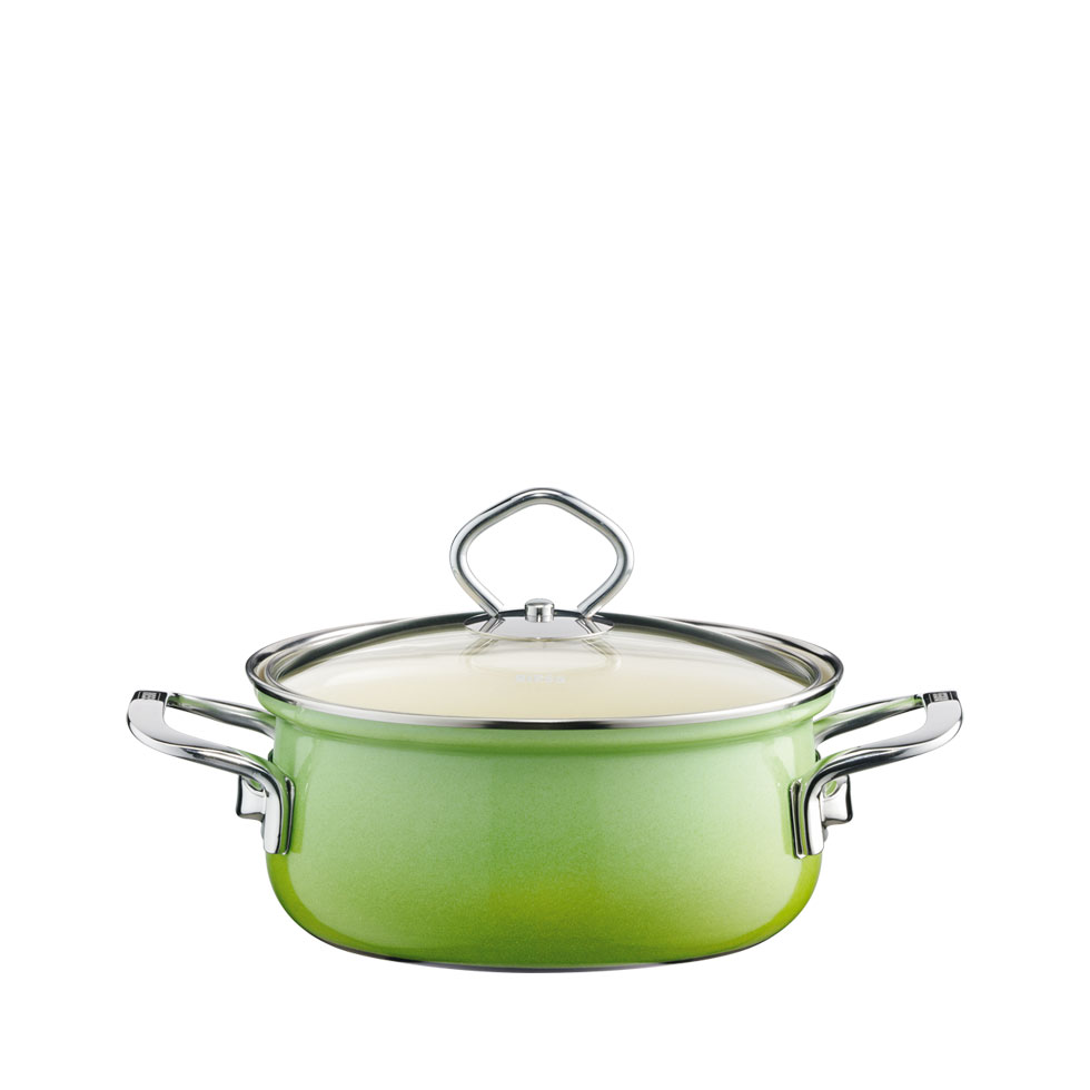 Casserole with glass lid  16  1.00 l
