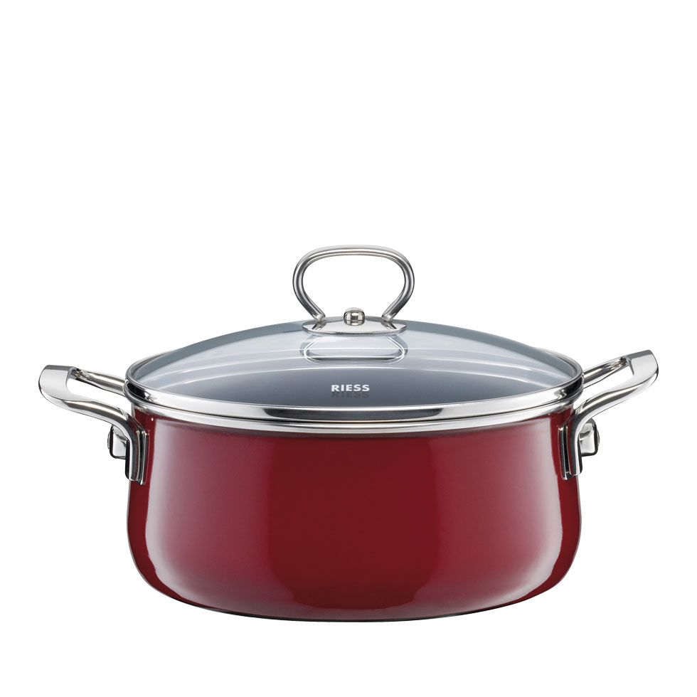Casserole with glass lid 20  2.00 l