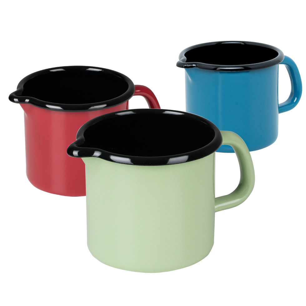Jug – Assorted colours 10 0.75 l