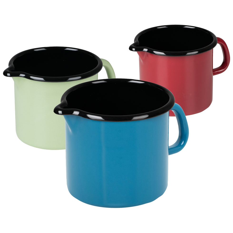 Jug – Assorted colours 12 1.00 l
