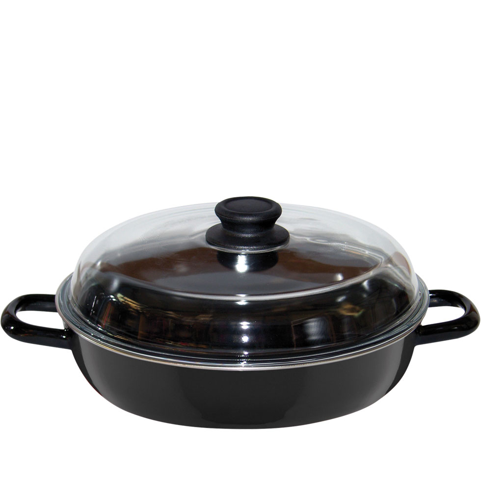 Braising pan 28