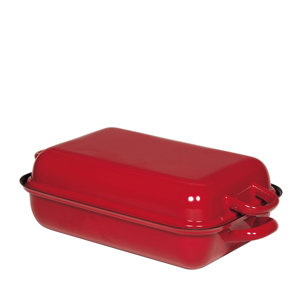 Roasting dish with lid 32/22