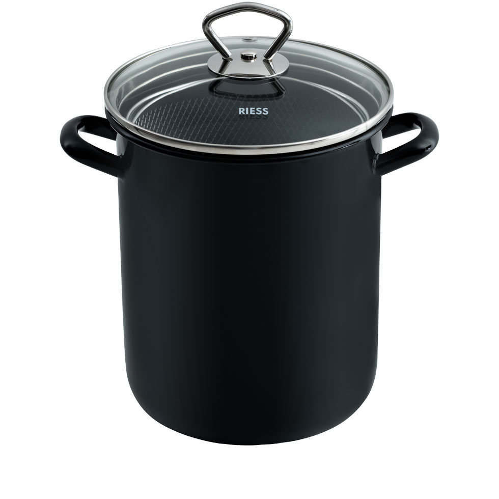 Pasta – Asparagus pot with insert and lid