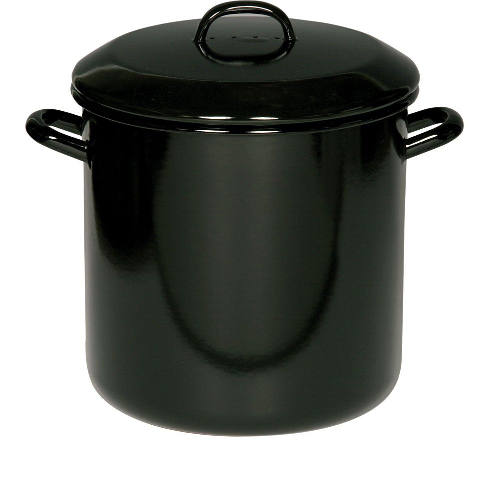 Storage pot with lid 30