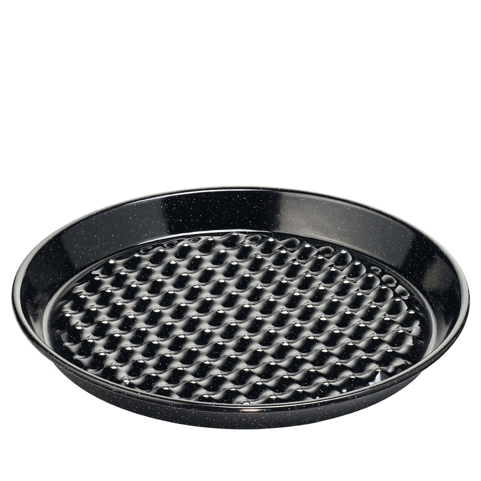 Round grilling tray 32