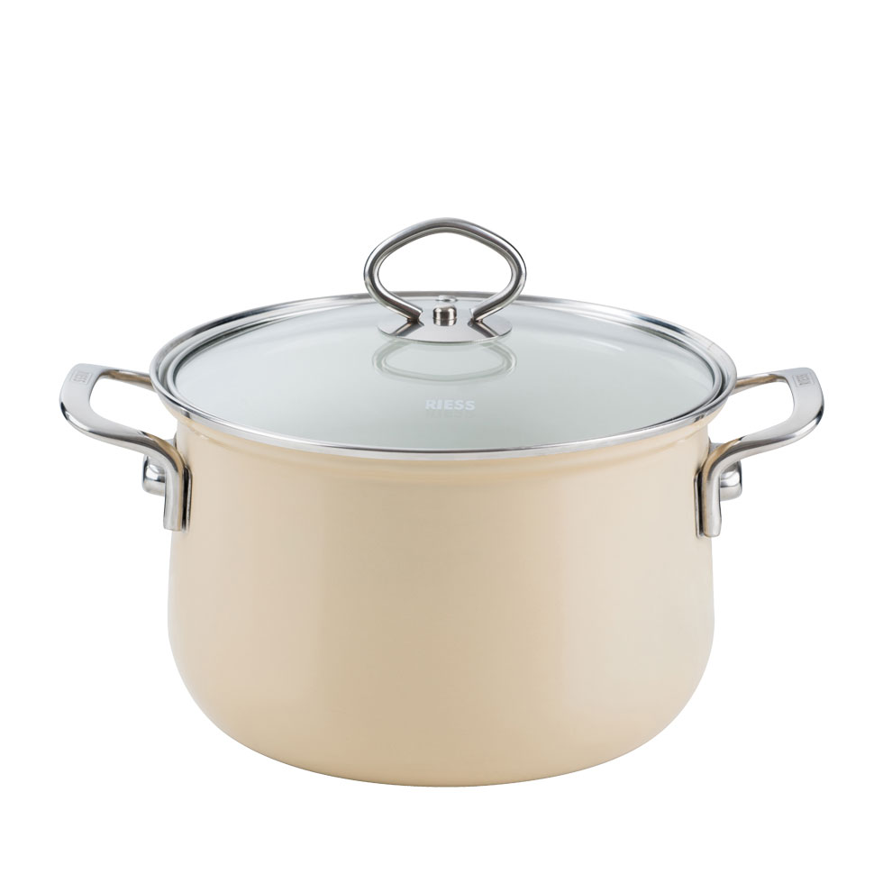 Stewpot with glass lid 20 3.50 l