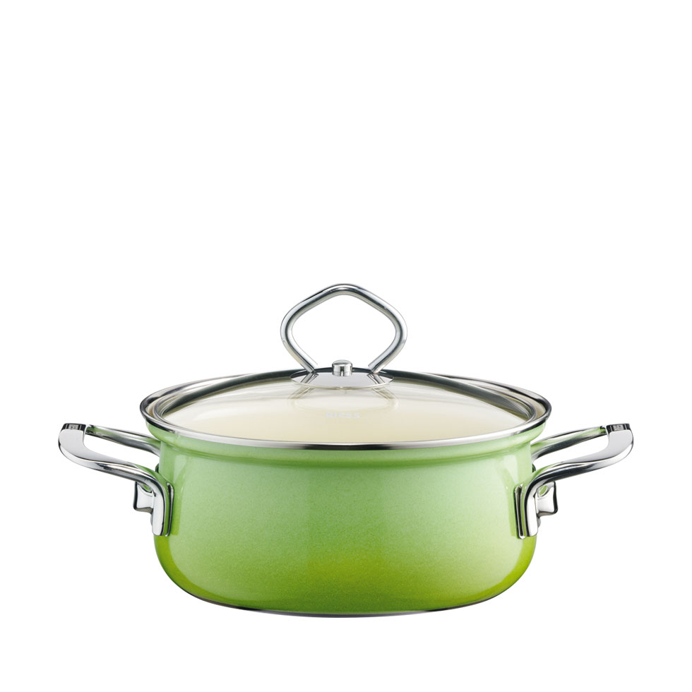 Casserole with glass lid  18  1.50 l