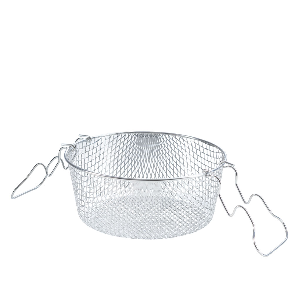 Riess Einsatz für Pommes-frites Pfanne
