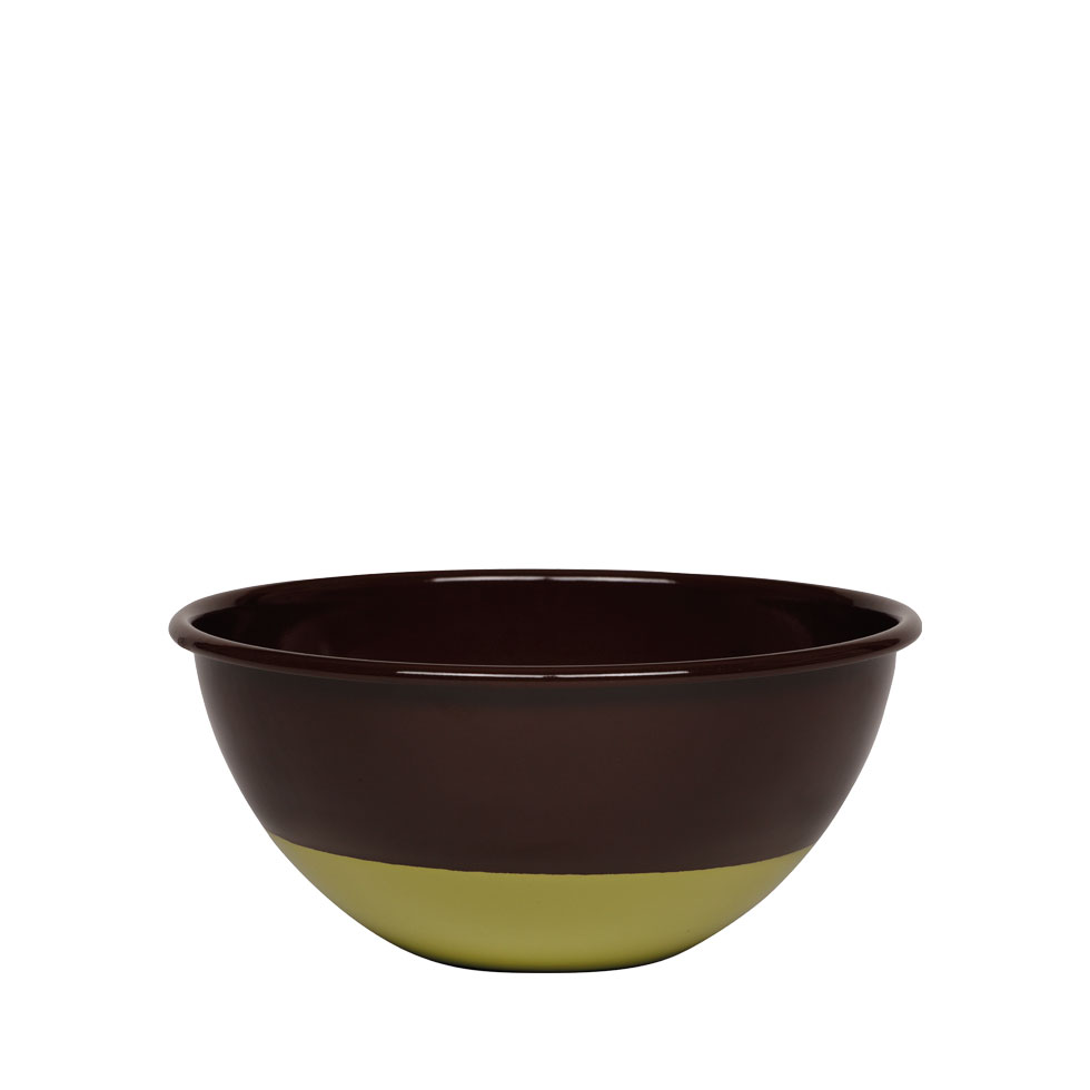 Bowl Ø22 Chocolate/Pistachio 0464-572-1