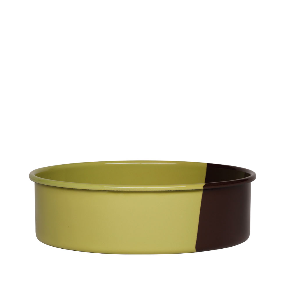 Cake tin Ø26 Chocolate/Pistachio