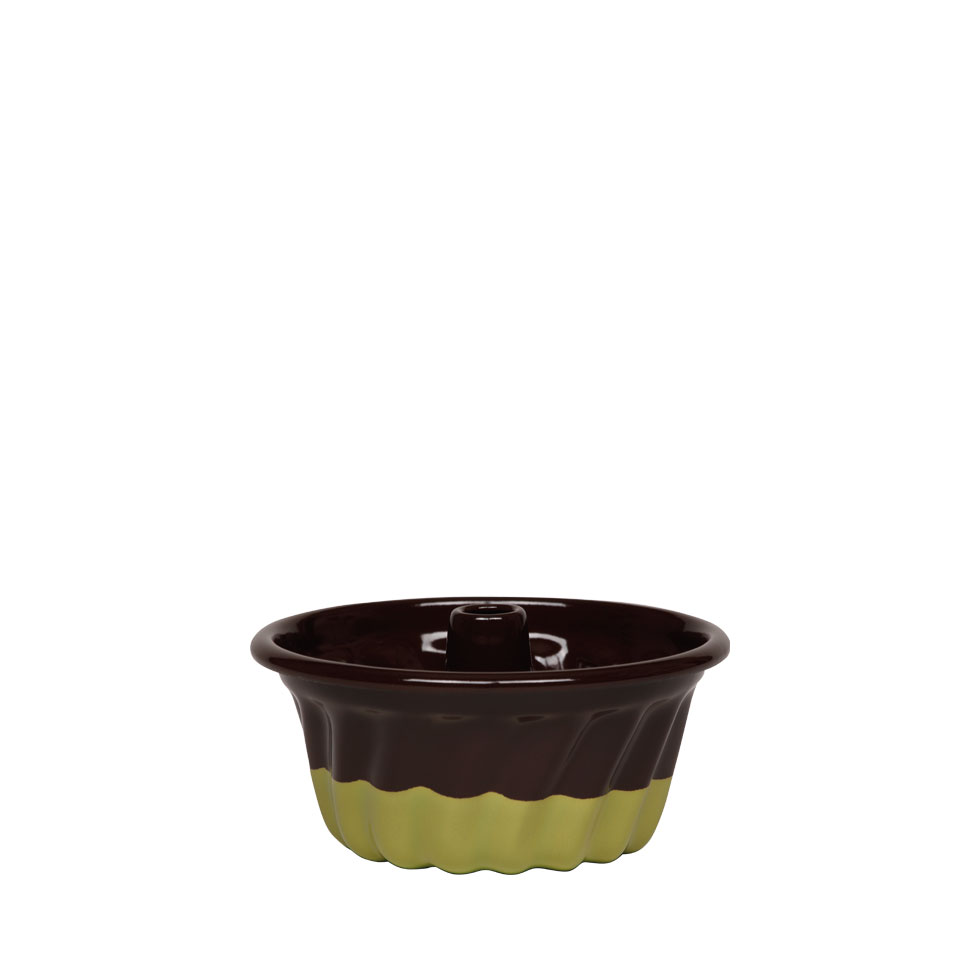 Pekač za šarkelj Ø12 čokolada/pistacija