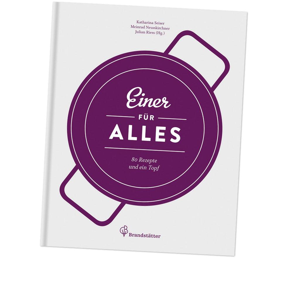 Unser Kochbuch: Einer für ALLES 1962-000