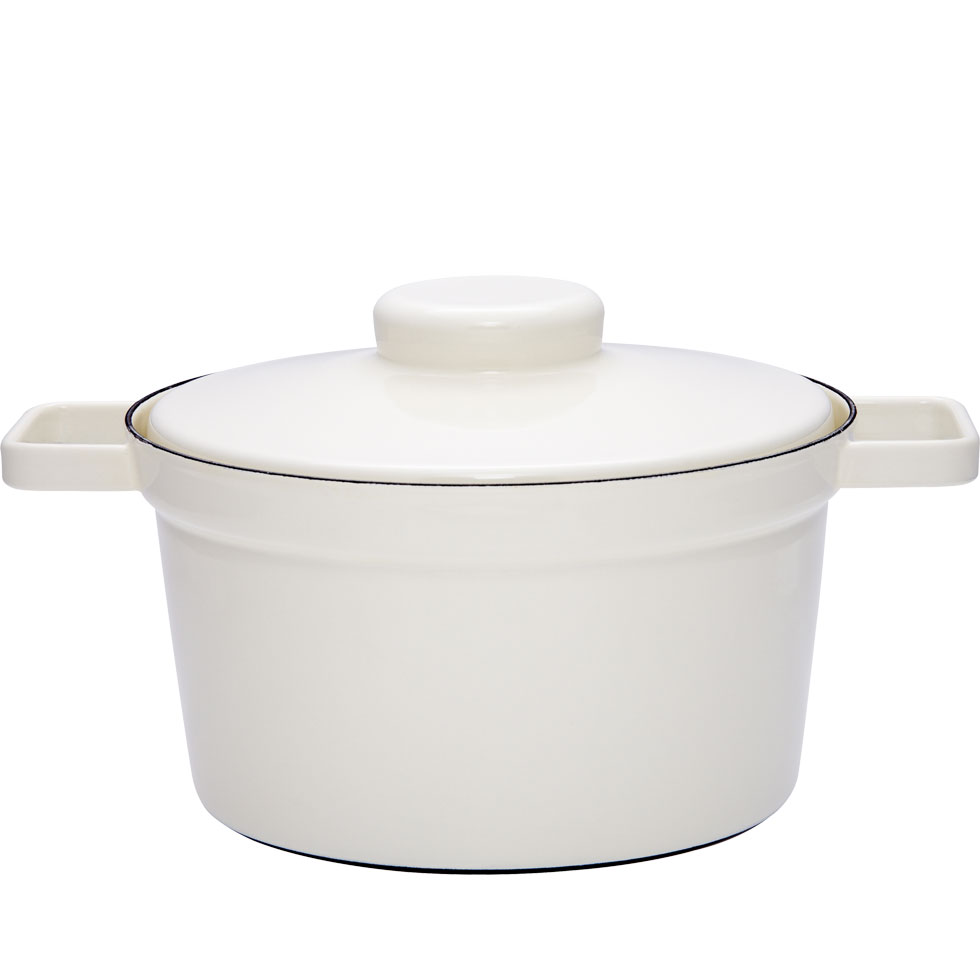 Pot  Ø24 Pure White