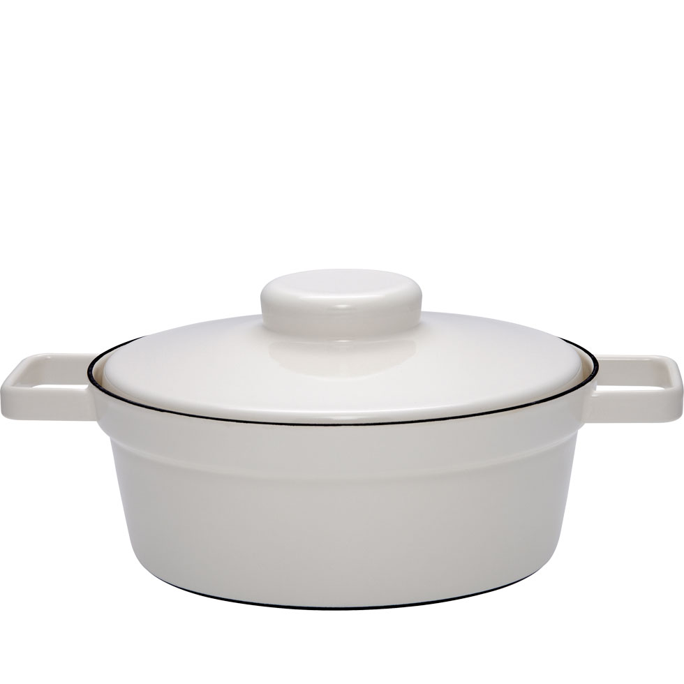 Casserole Ø24 Light Grey