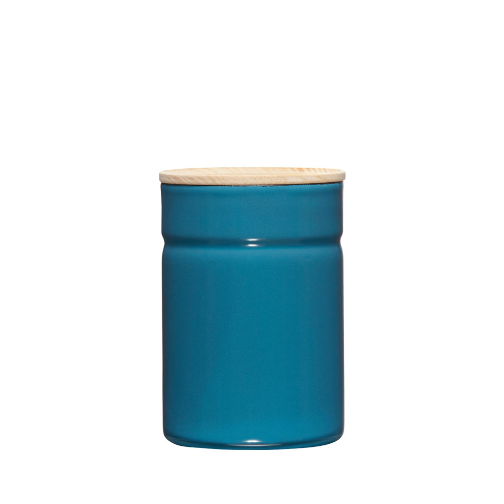 Dry food storage container Ø8 Silent Blue