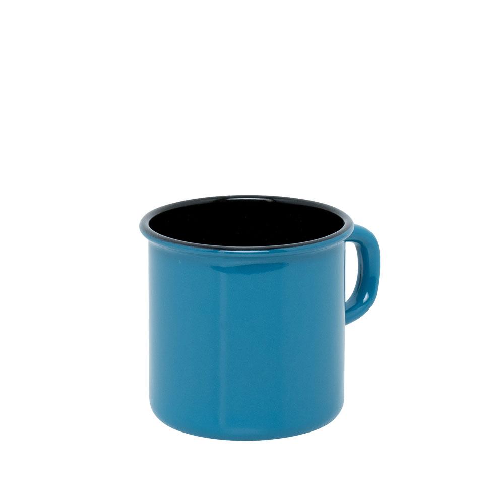 Topf mit Bördel (Becher) 8 3/8l – Color Blau