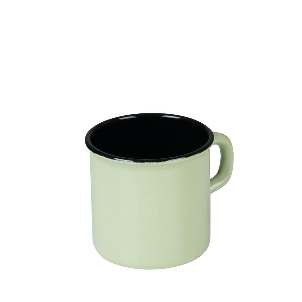 Topf mit Bördel (Becher) 8 3/8l – Color Grün