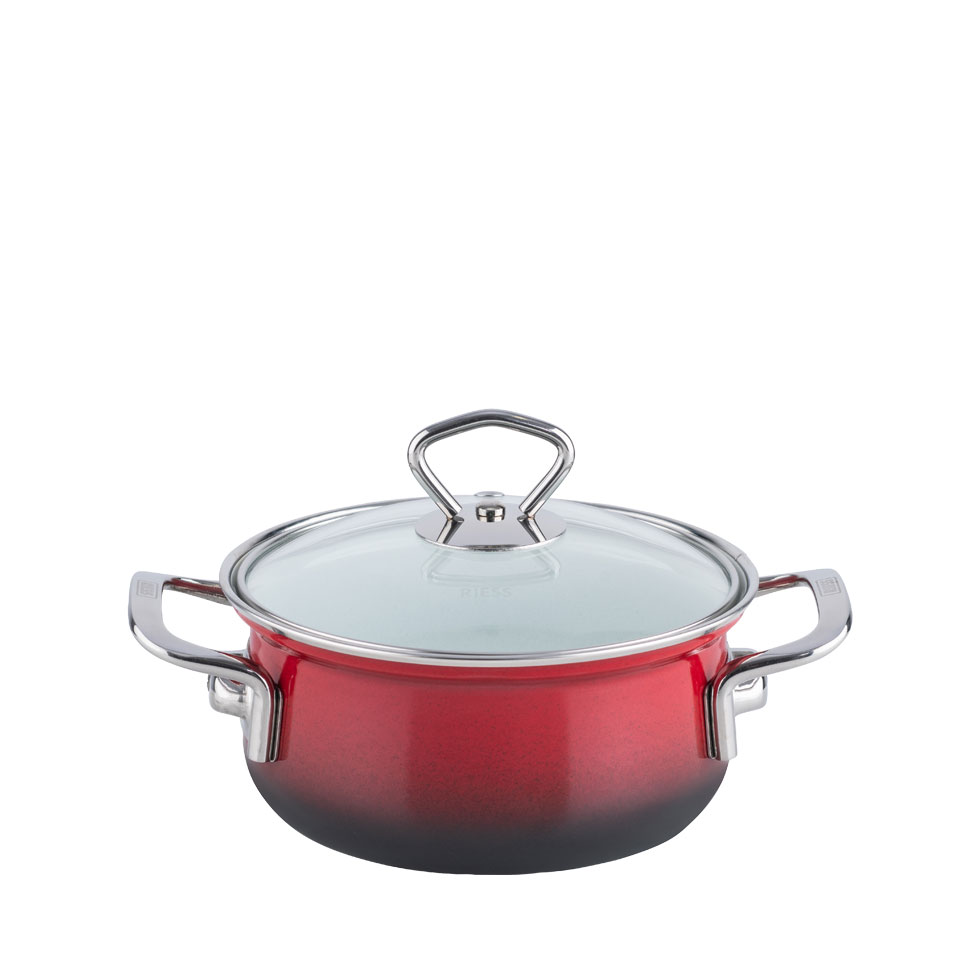 Casserole with glass lid 16 1.00 l (Kopie)