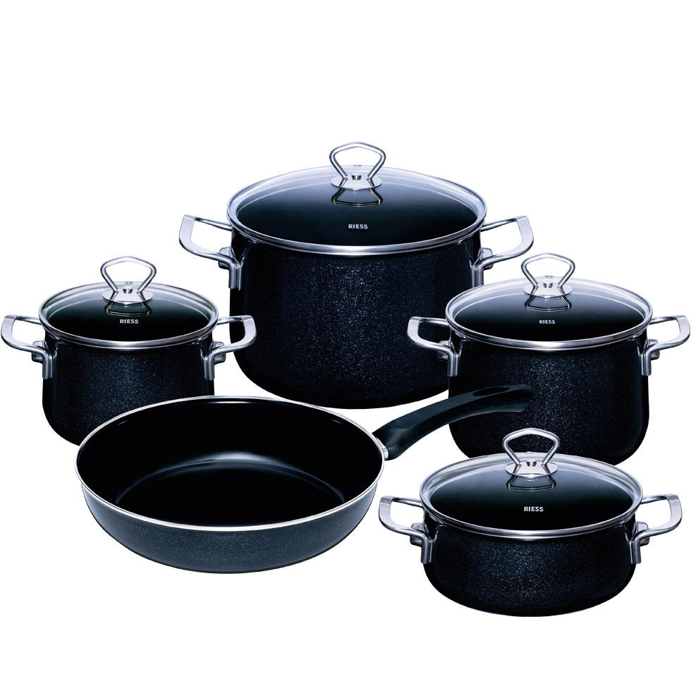 5-part cookware-set