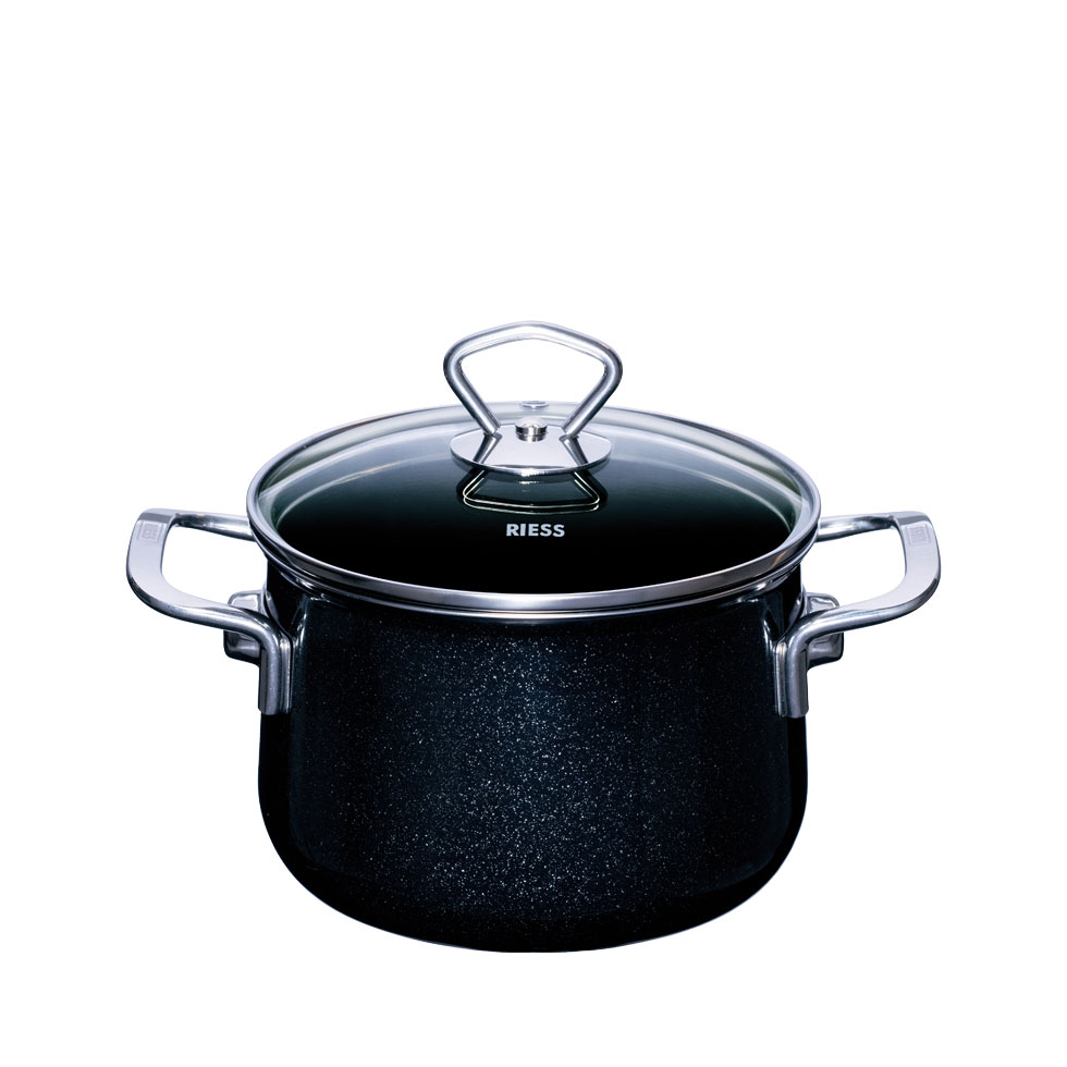 Stewpot with glass lid 16  2.00 l