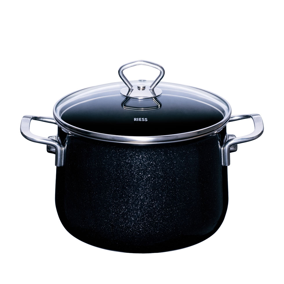 Stewpot with glass lid  20  4.00 l