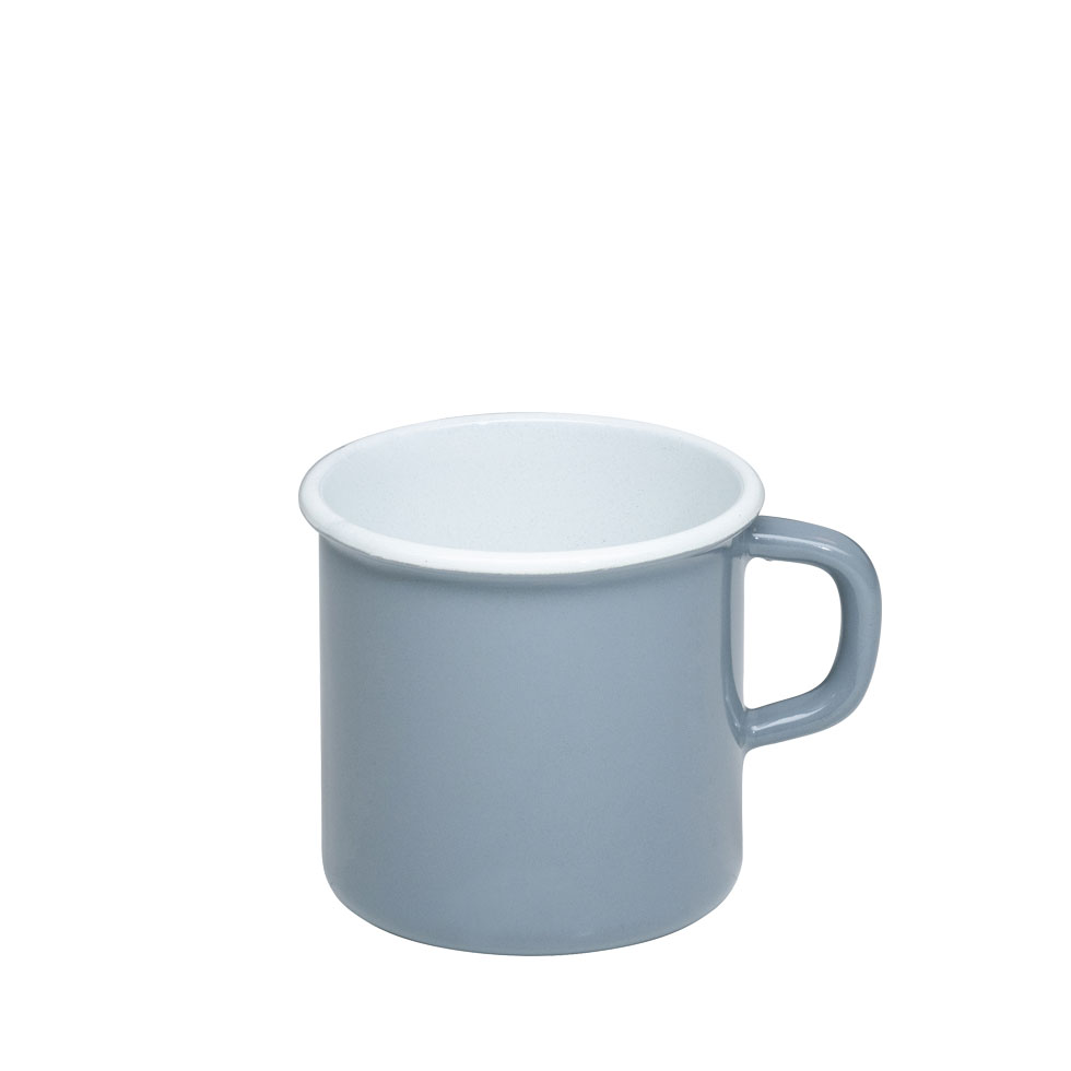 Mug with rolled rim 8 3/8 l – Pure Grey