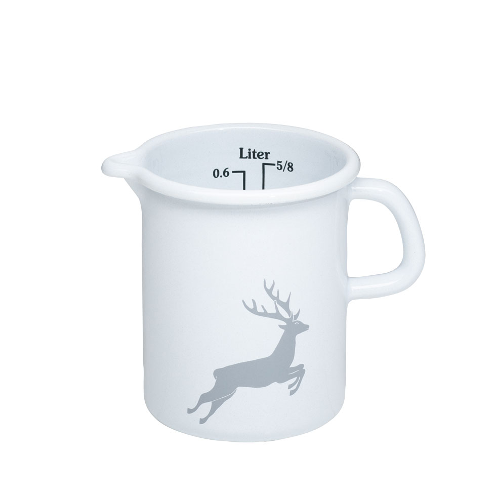 Measuring vessel 9 -0,5 l – Deer Grey