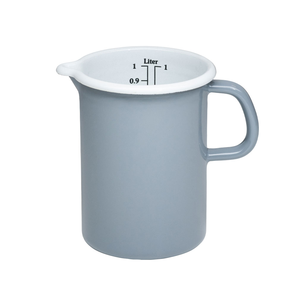 Measuring vessel 10 1.00 l – Pure Grey