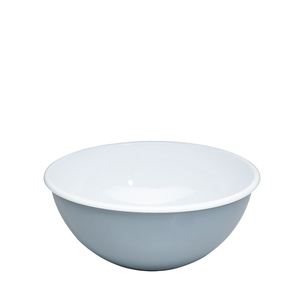 Fruit and salad bowl 22 2.50 l – Pure Grey