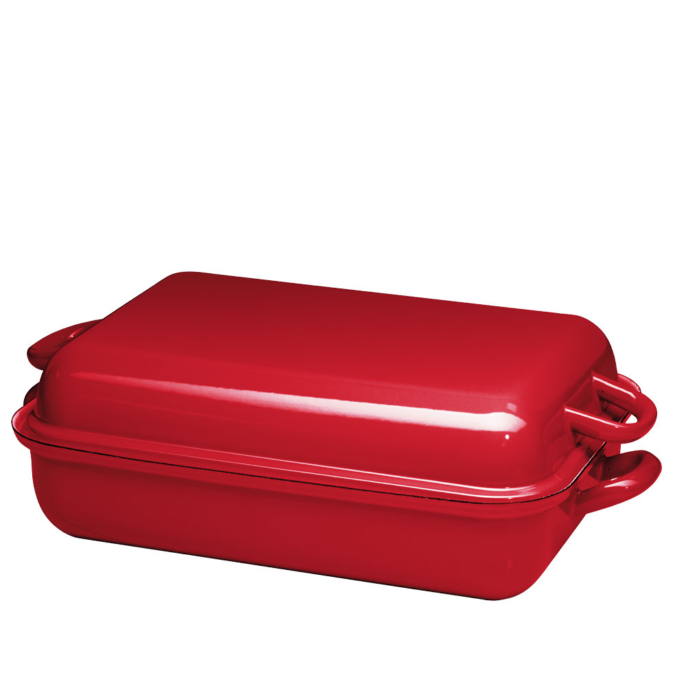 Roasting dish with lid 37/26