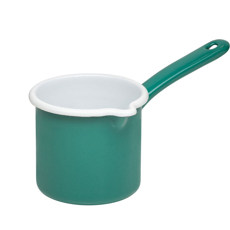 Milk pan with long handle 12 1.00 l