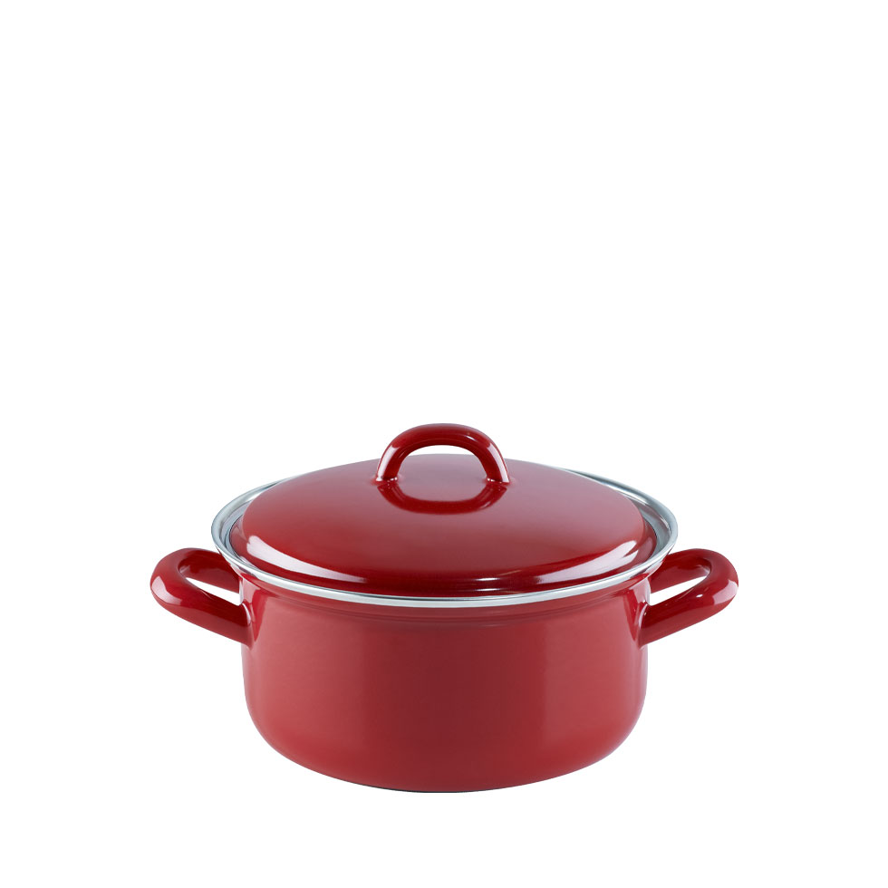 Casserole with lid 14