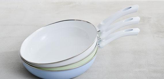 Ceramicglas Pans